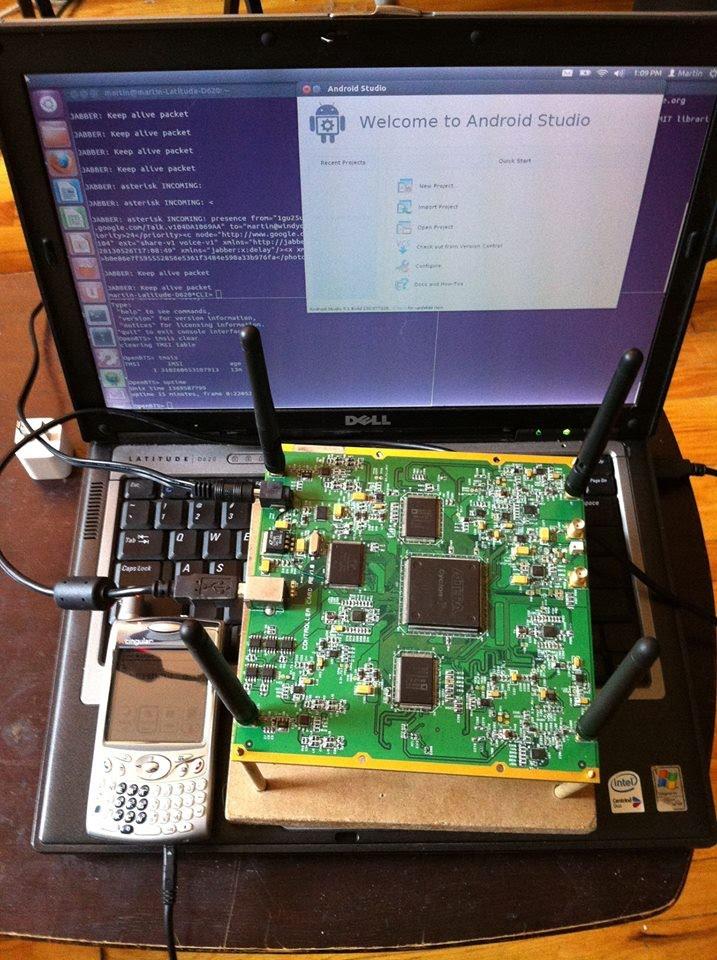 AndroidSDRv1001.iso Bootable/Installable LiveDVD/USB